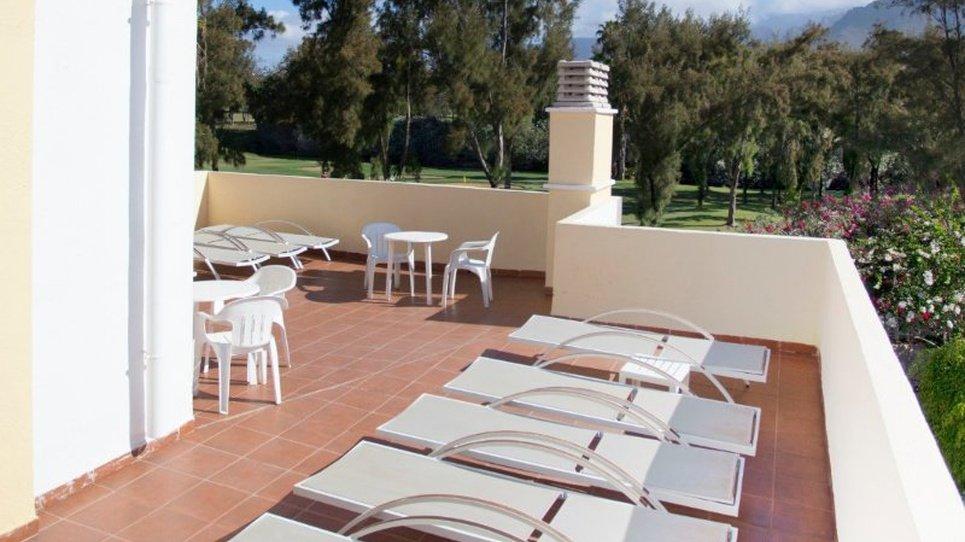 ZONA SOLÁRIUM Hotel Coral Compostela Beach Golf