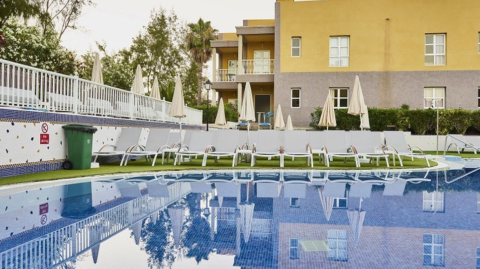 PISCINA ADULTOS Hotel Coral Compostela Beach Golf
