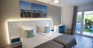 APARTAMENTO A1 CON JARDÍN PRIVADO Hotel Coral Compostela Beach Golf