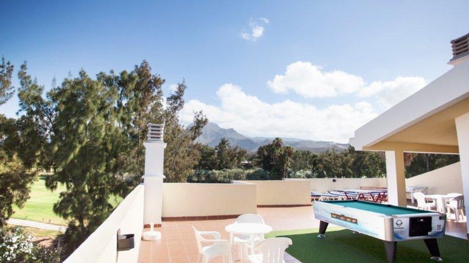 BAR PISCINA/BAR SALON Hotel Coral Compostela Beach Golf
