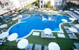 Piscina exterior Hotel Coral Compostela Beach Golf
