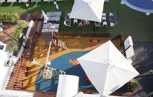 Juegos infantiles Hotel Coral Compostela Beach Golf