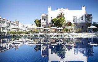 Piscina Hotel Coral Compostela Beach Golf