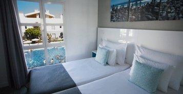 Apartamento a1 con vista piscina Hotel Coral Compostela Beach Golf