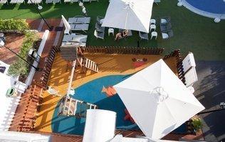 Exteriores Hotel Coral Compostela Beach Golf