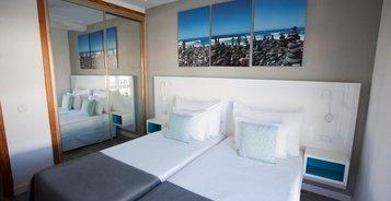 Dual floor grand apartment 3 adultos Hotel Coral Compostela Beach Golf
